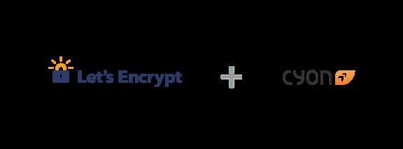 Let's Encrypt und cyon
