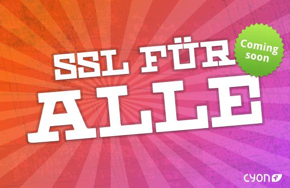 SSL für alle: Wir erklären Verschlüsselung zu einem Grundrecht.