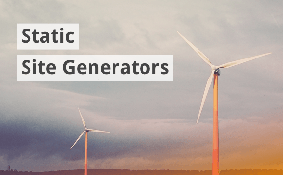 Static Site Generators: Schnelle und sichere Websites