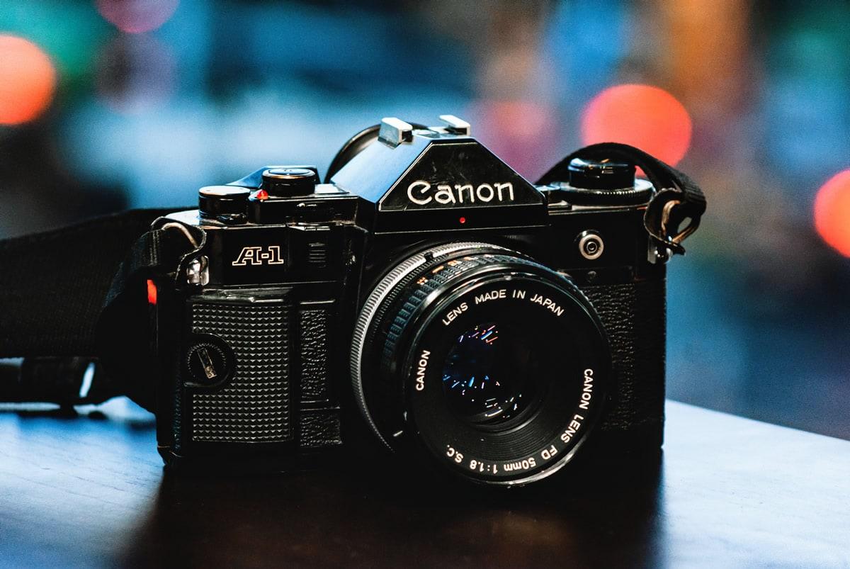 Canon-Fotokamera