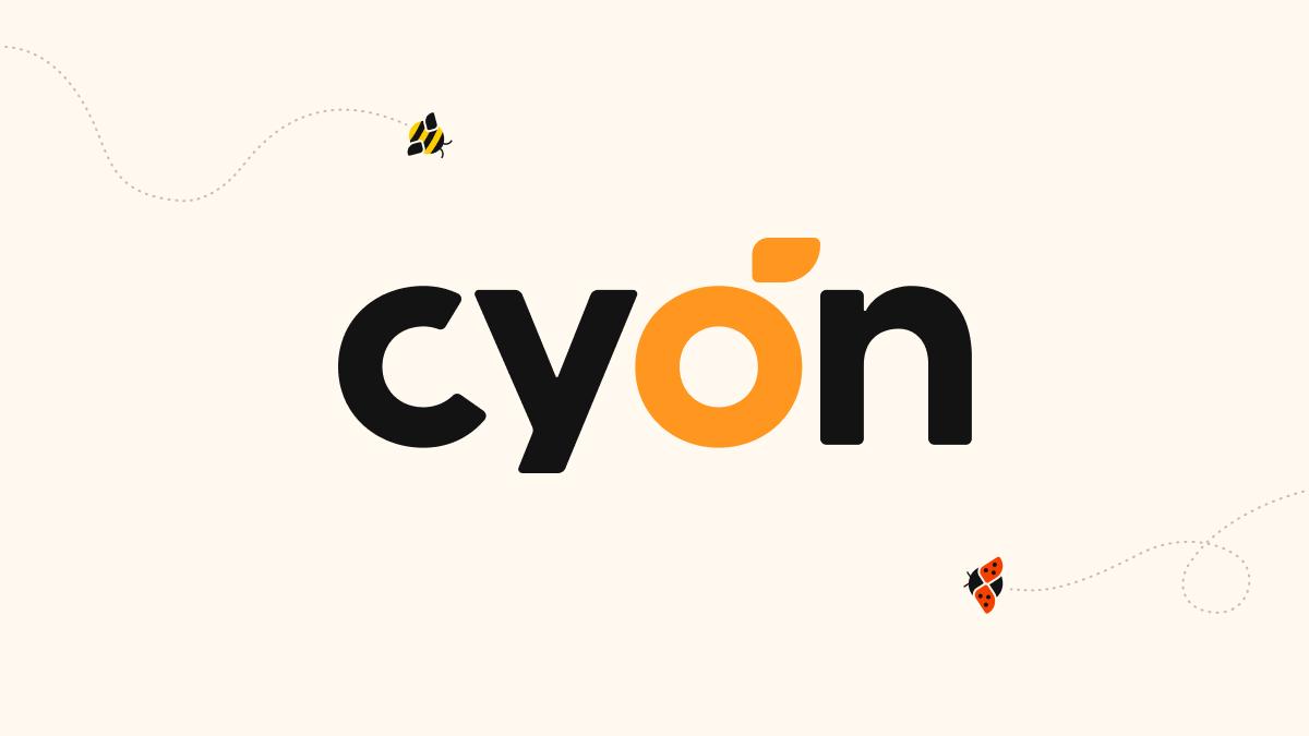 Das neue cyon-Logo